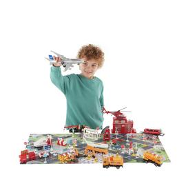 Chad Valley City 100 Piece Playset