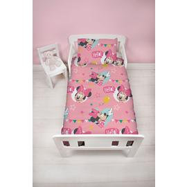 Disney Minnie Mouse Children's Bedding Set - Toddler