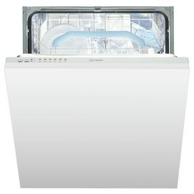 Indesit DIF16B1UK Full Size Integrated Dishwasher - White