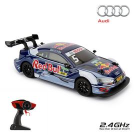 Radio Controlled Audi RS 5 DTM Scale 1:16 - Blue 2.4GHZ