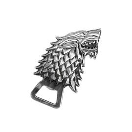 Game of Thrones Wolf Bottle Opener