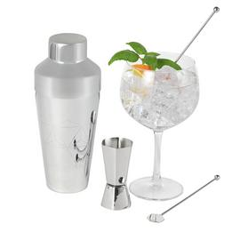 Argos Home Cocktail Tool Kit Bundle