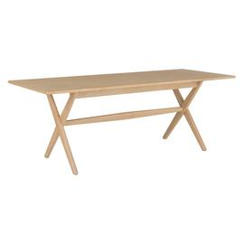 Habitat Austin Oak Veneer 8 Seater Dining Table
