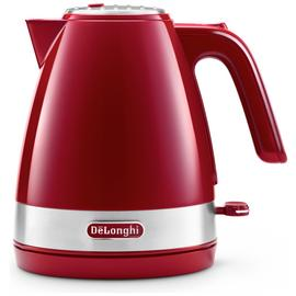 De'Longhi KBLA3001.R Active Line Kettle - Red