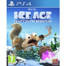 Ice Age: Scrat's Adventure PS4 Game