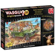 Wasgij Original 31 Safari Surprise Puzzle