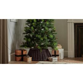 Argos Home Wicker Tree Skirt - 68cm