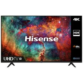 Hisense 58 Inch 58A7100FTUK Smart 4K UHD HDR LED Freeview TV