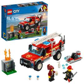 LEGO City Fire Response Truck Playset - 60231