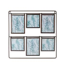 Argos Home Highlands Metal Multi Aperture Photo Frame