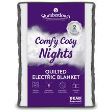 Slumberdown Warm and Cosy Electric Underblanket - King