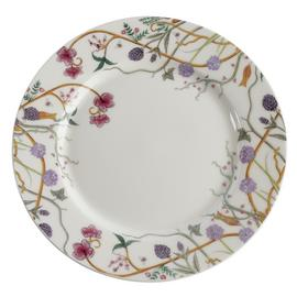 The Chateau By Angel Strawbridge Set of 4 Cake Plates White