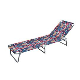 Habitat Metal Folding Sun Lounger - Global Market