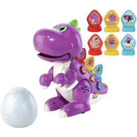 VTech Learn and Dance Dino - Mauve