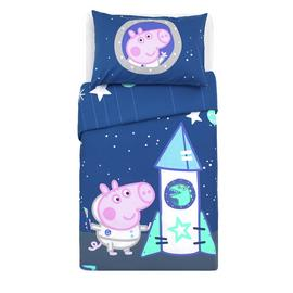 Peppa Pig George Pig Children's Bedding Set - Toddler