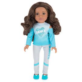 Chad Valley Designafriend Charlie Wavy Hair Doll-18inch/45cm