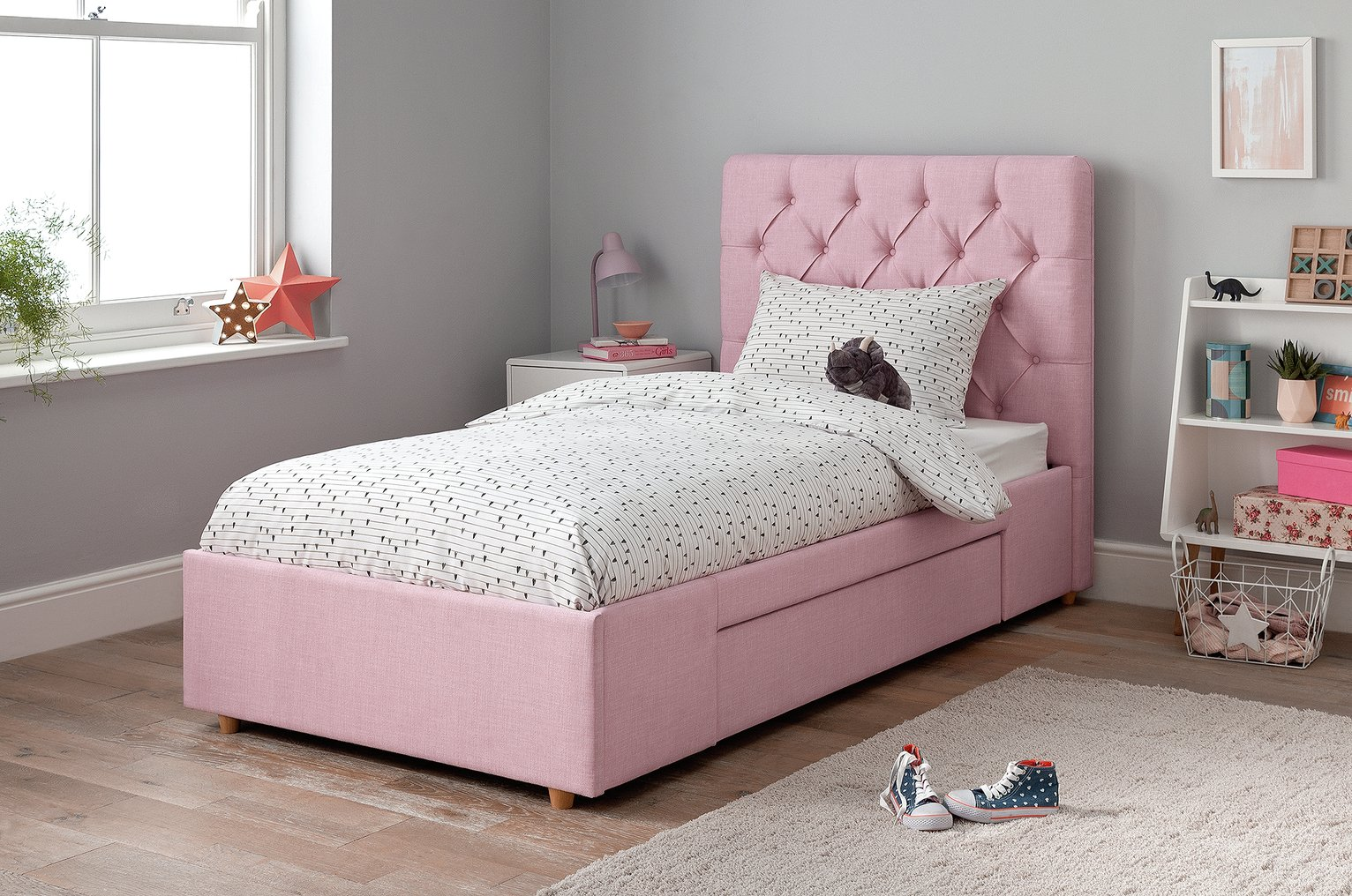 Charmant Buy Argos Home Harper Pink Single Bed Frame | Kids Beds | Argos