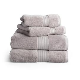 Habitat 4 Piece Egyptian Towel Bale - Grey