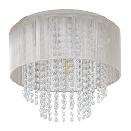 super popular 86a0e 67b11 Results for brushed chrome ceiling lights