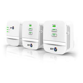 BT Mini Home Hotspot 600 Wi-Fi Multi-Kit