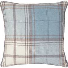 Argos Home Traditional Brushed Check Cushion