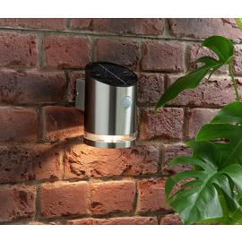 Smartwares Solar Tube Wall Light with Motion Sensor