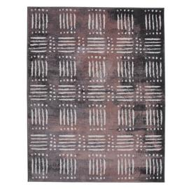 Argos Home Abstract Stripes Rug - 120x160cm - Black