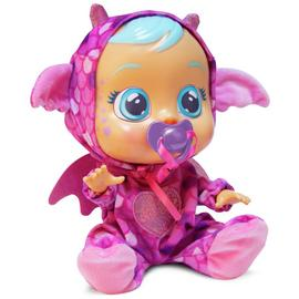 Cry Babies Bruny the Dragon Doll
