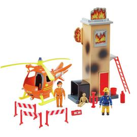 Fireman Sam Training Tower Playset