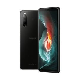 SIM Free Sony Xperia 10 II Mobile Phone - Black