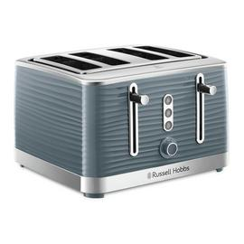 Russell Hobbs 24383 Inspire 4 Slice Toaster - Grey