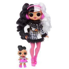 LOL Surprise OMG Winter Disco Dollie Fashion Doll & Sister