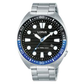 Lorus Men's Silver Bracelet Watch
