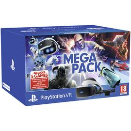 Sony Playstation VR Mega Pack Bundle