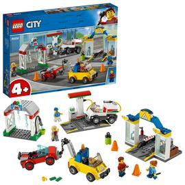 LEGO City Garage Center Playset - 60232