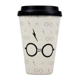 Harry Potter Lightning Bolt Travel Mug - 475ml