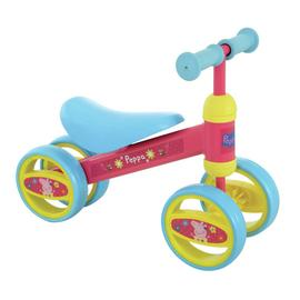 Peppa Pig Bobble Ride-On