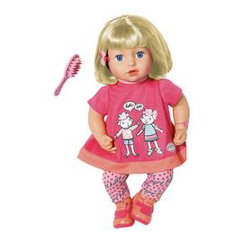 Baby Annabell Talk Back Julia Doll