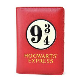 Harry Potter Platform 9 3/4 Passport Cover