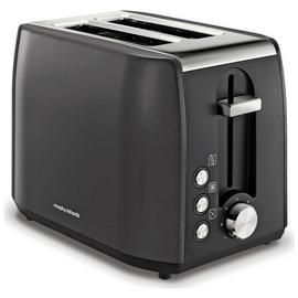 Morphy Richards 222058 Equip 2 Slice Toaster - Black