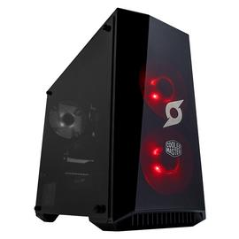 Stormforce Onyx Ryzen 5 8GB 1TB 250GB GTX1660 Gaming PC