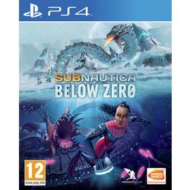 Subnautica Below Zero PS4 Game Pre-Order