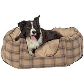 Pineham Memory Foam Oval Pet Bed - X Large