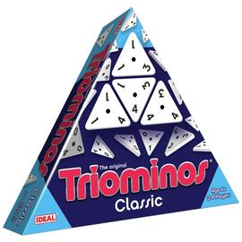 Ideal Triominos Classic Deluxe Game