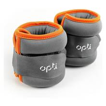 Opti Wrist and Ankle Weights - 2 x 1kg