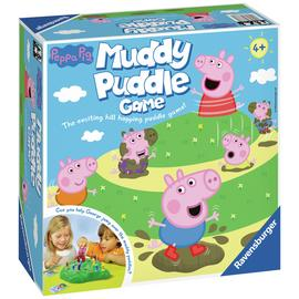 Peppa Pig Muddy Puddle Game