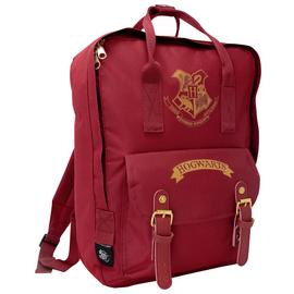 Harry Potter Deluxe 11.5L Backpack - Burgundy