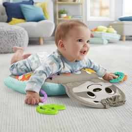 Fisher-Price Music & Vibe Sloth Tummy Wedge
