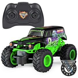 Monster Jam Radio Controlled Grave Digger 1:24 Scale
