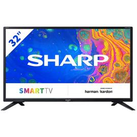 Sharp 32 Inch Smart HD Ready LED Freeview TV